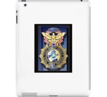 U S War on Terror iPad Case/Skin
