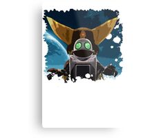Ratchet & Clank - A new adventure Metal Print