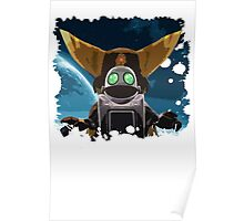 Ratchet & Clank - A new adventure Poster