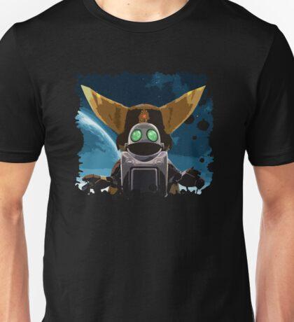 Ratchet & Clank - A new adventure Unisex T-Shirt