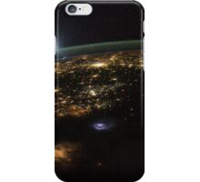 Good Morning From the International Space Station iPhone Case/Skin