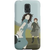 Outlander - The Series Samsung Galaxy Case/Skin