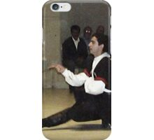 Dancing in the Underground Disco iPhone Case/Skin
