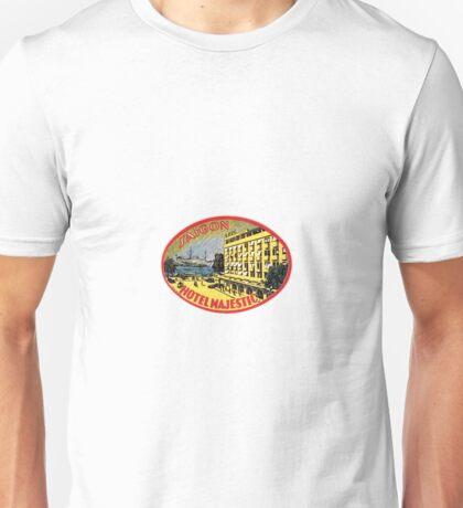Hotel Majestic Unisex T-Shirt