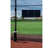 Baseball Field Photographic Print