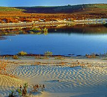 Lipson Cove Eyre Peninsular by Terry Everson