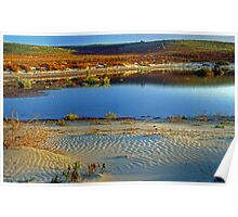 Lipson Cove Eyre Peninsular Poster