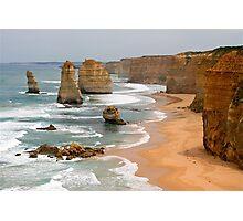 The Twelve Apostles, Great Ocean Road, Victoria, Australia Photographic Print