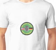 Military Police West Germany Unisex T-Shirt