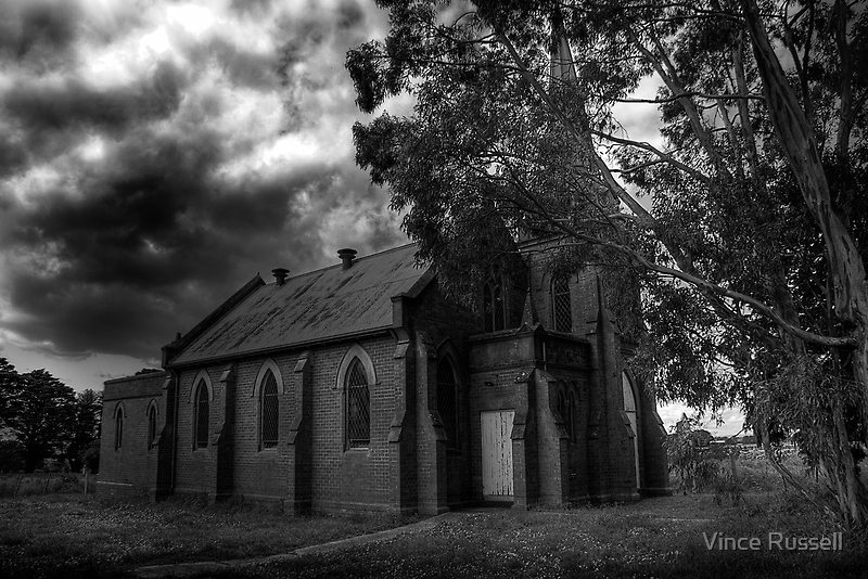The Storm Clouds Gather by Vince Russell
