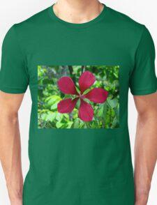 Big Red Flower T-Shirt