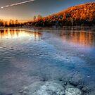 Ice Line by Bob Larson