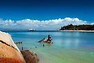 Picnic Bay Wreck  by Michael Howard