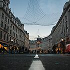 Oxford St. London by Sebastian Chalupa