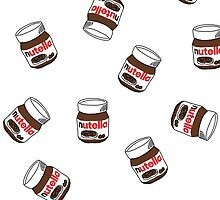 nutella by lwtgraphics