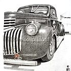 Chevrolet pickup 1946 by Michele Filoscia