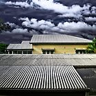 Brisbane Floods 2011 - Summer Storm - My Worst Fears by Neil Ross