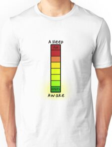 Aspleep - Awake Unisex T-Shirt