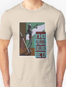 Robot Uprising Unisex T-Shirt