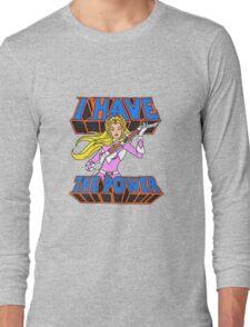 Power Rangers / She-Ra 'I Have The Power' Long Sleeve T-Shirt