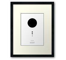 The Solar System Framed Print