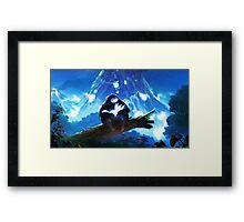 Ori Framed Print