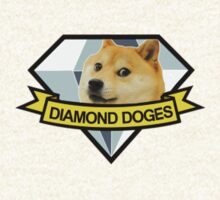 Diamond Doge by PaulMRyan