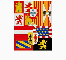 Spanish Banner of Arms (1580–1668)  Unisex T-Shirt