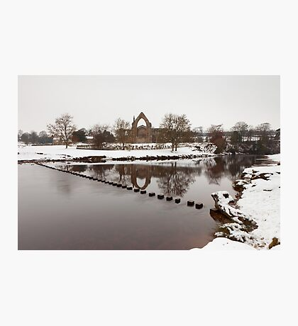 Bolton Abbey. Photographic Print