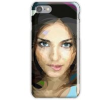 She has me jumping in circles iPhone Case/Skin