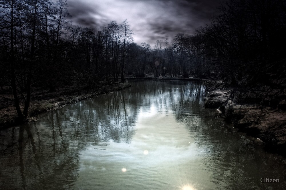 Mystic River by Nikki Smith