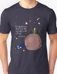 Doctor who meet a little prince Unisex T-Shirt