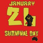 January 26 Survival Day by KISSmyBLAKarts