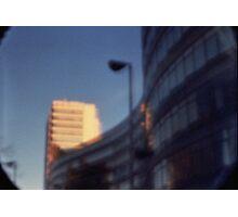 Pinhole Experiments: Architecture Photographic Print