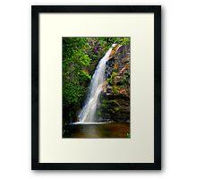 Refresh - Brazil Framed Print