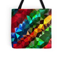 Abstract  multi colored Tote Bag