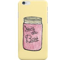 Jam Jar iPhone Case/Skin