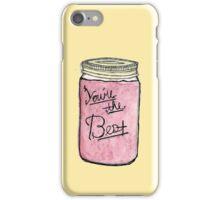 Jam Jar iPhone Case/Skin