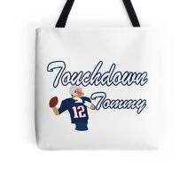 Touchdown Tommy Tote Bag