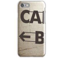Cafe Bar iPhone Case/Skin