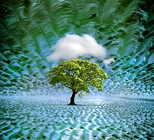 Cloud Cover Recurring by Mal Bray
