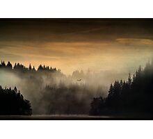 Land of the Raptors 2... Loch Ard, Trossachs Photographic Print