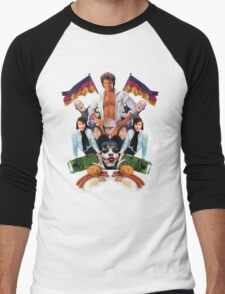 Deutschland Men's Baseball ¾ T-Shirt