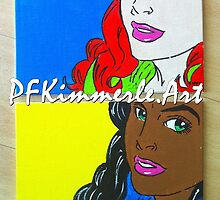 Sexy Comic PFKimmerle Art by Patricia Feaster-Kimmerle
