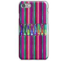 Funky Iridescent Glow Rhinestone iPhone Case iPhone Case/Skin