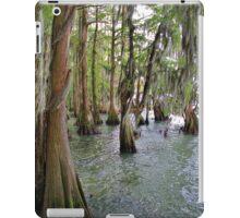 Cypress Trees iPad Case/Skin