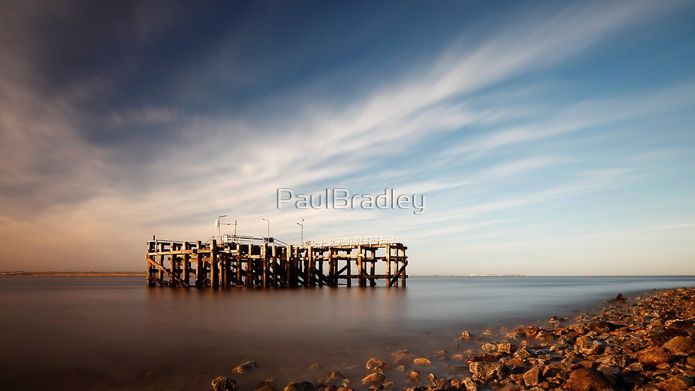 Jetty (Remains) by PaulBradley