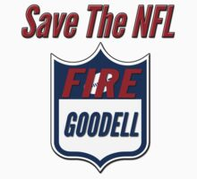 Fire Roger Goodell by MadManHolleran