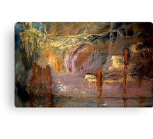 LOST MOUNTAIN LAKE Canvas Print