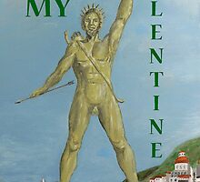 Colossus, Be My Valentine by Eric Kempson